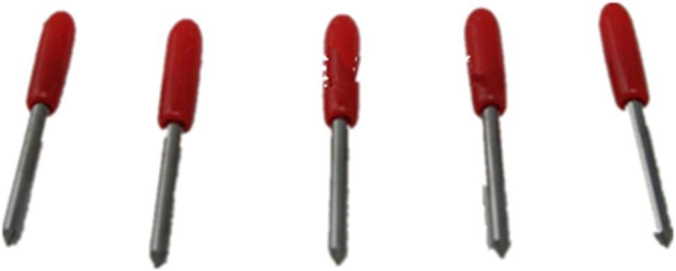 SMO 5 x 45° MIMAKI vinilo Cúter para plotter de corte CNC BLADE: Amazon.es: Bricolaje y herramientas