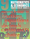 Mathematics and Economics, Marsha Masters, Michele Wulff Mary Suiter, Donna Wright, Susan Hinchik, 1561835366