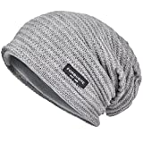 Best Beanie Hats - JESSE · RENA Men Beanie Hat Knit Slouchy Review