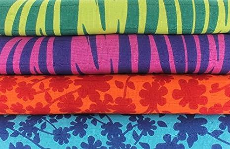 Pareo toalla de playa impresa con flecos Pur algodón con bordado - tamaño grande 100 x 180 cm, algodón, naranja y rojo, 100 x 180 cm: Amazon.es: Hogar