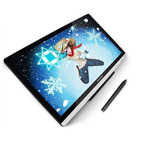 HUION Pen Display 21.5 Inch IPS Tablet Monitor GT-220 V2, Silver...