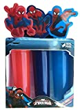 Set of 3 Marvel Ultimate Spiderman Popsicle Maker Review and Comparison