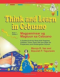 Magbinisaya Kita Primer 1: A Cebuano Learning Book: Mrs Jessie Grace