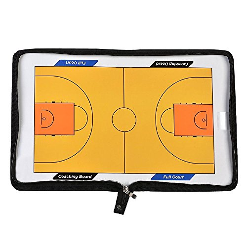 AGPtEK Dry Erase Basketball Coaching Clipboard (Ncaa Basketball Bracket compare prices)