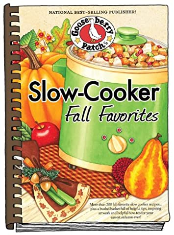 Slow-Cooker Fall Favorites (Seasonal Cookbook Collection) - Cranberry Recipes