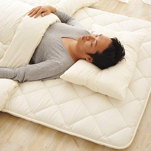amazon    emoor japanese traditional futon mattress   classe   japanese full size  made in japan  kitchen  u0026 dining amazon    emoor japanese traditional futon mattress   classe      rh   amazon