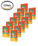 Pack of 12 - IAMS PROACTIVE HEALTH Hairball Care Daily Treats for Cats Chicken Flavor 2.47 Ounces