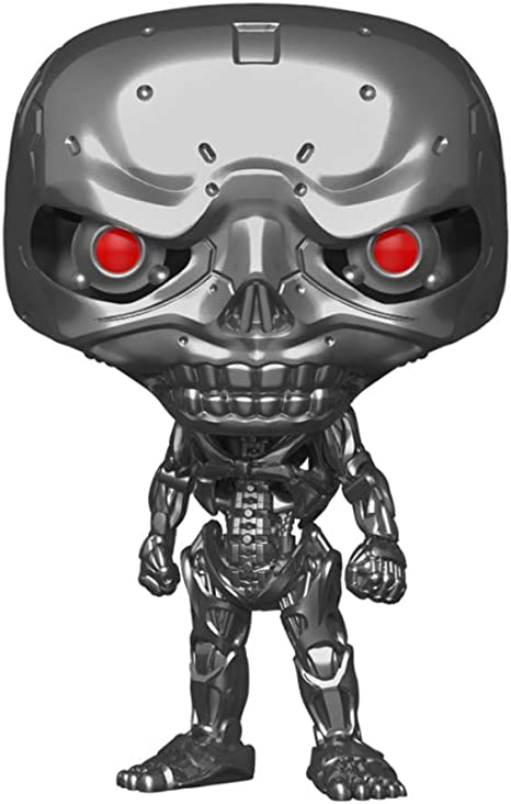 Terminator Dark Fate POP T-800 Movies