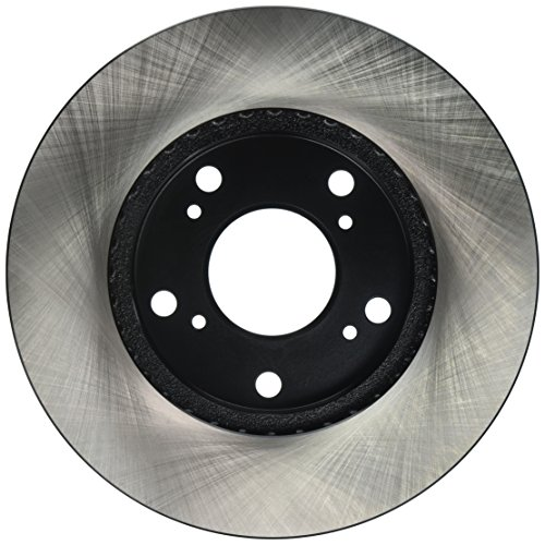 Centric Parts 120.40056 Premium Brake Rotor with E-Coating -