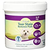 Excel 8 in 1 90-Count Tear Stain Remover Pads