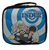Certain Magical Index Index & Touma Lunch Bag Review and Comparison