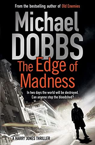 book cover of The Edge of Madness