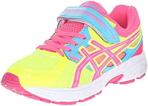 ASICS Pre Contend 3 PS Running Shoe (Little Kid)
