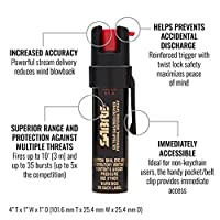 SABRE Defense Pepper Spray - details