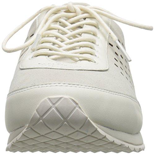Lacoste Femmes Helaine Runner 216 1 Sneaker De Mode Blanc Cassé