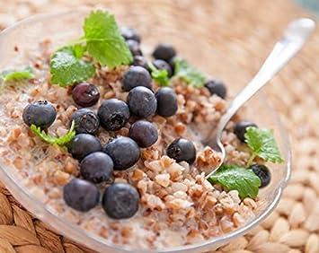 Avena de trigo sarraceno Food To Live, grano orgánico ...