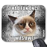 Grumpy Cat Mousepad