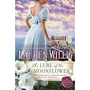 The Lure of the Moonflower Hörbuch