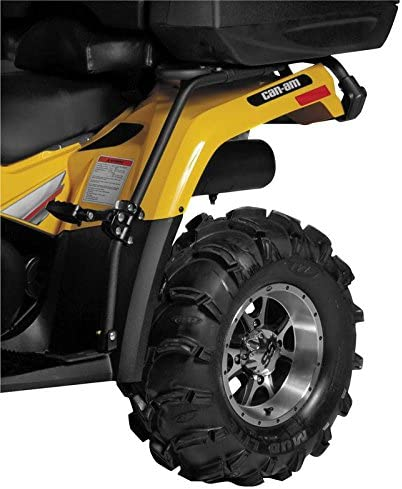 2012-2016 Suzuki KingQuad 750 4x4 Passenger Foot Pegs New QuadBoss ATV Fender Protector