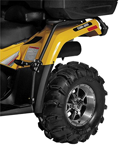 New QuadBoss ATV Fender Protector / Passenger Foot Pegs - 2015-2016 Honda TRX500 Foreman ES EPS by Honda (Image #1)