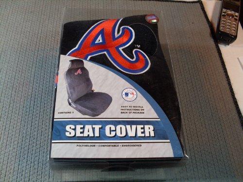 - MLB Atlanta Braves Seat Cover