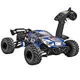 Redcat Racing 1/12 Scale Electric RC Car 2.4Ghz 4WD High Speed Remote Controlled Truck Vehicle, Blue