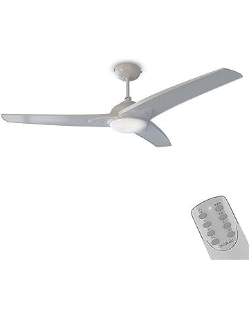 4e50532cf18f3 Cecotec Ventilador de techo con luz y mando a distancia.  1