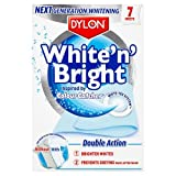 Dylon White-n-Bright Double Action Sheets, 7 Sheets
