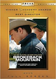 Movie Cash - Brokeback Mountain (Full Screen)