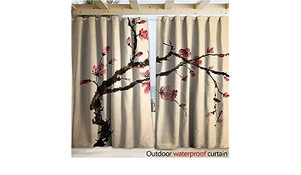 warmfamily - Pérgola Japonesa para Patio, Vista escénica de Nagano ...