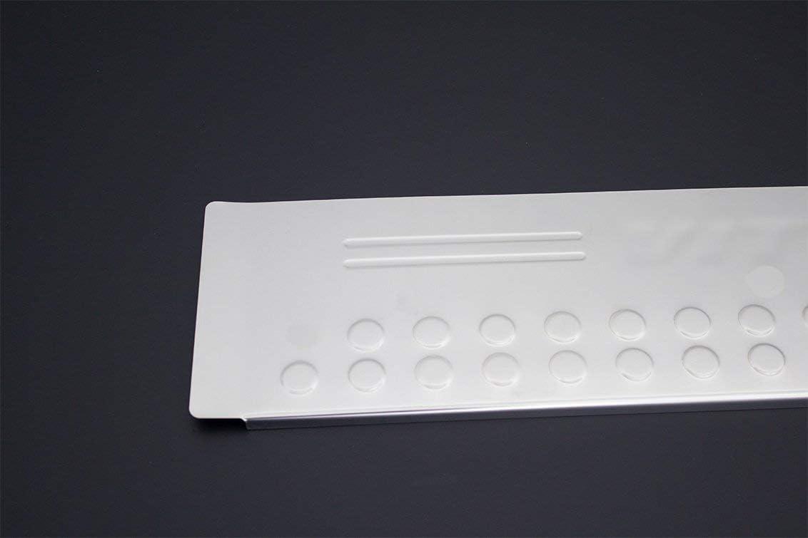 Lot de 3 Protections de seuil de Porte en Acier Inoxydable chrom/é pour VITO W639 2003-2014