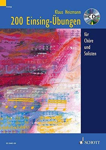200 Einsingübungen PDF