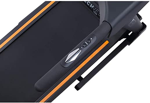 Techness T350 MP3 Cinta de correr inclinable y plegable 18 km/h ...