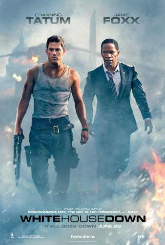 White House Down 2013 480p BluRay Dual Audio Hindi 300MB