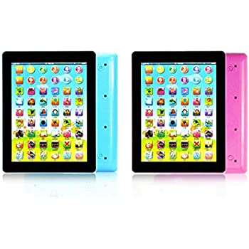Legros8 Mini Children Multi-Function Learning Touch Tablet Pad Computer Education Toy Electronic Learning Toys