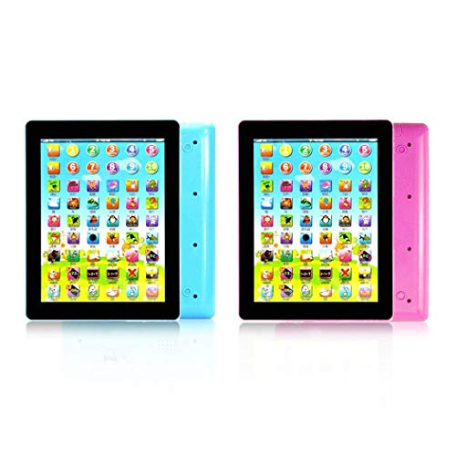 Aelove Mini Children Multi-Function Learning Touch Tablet Pad Computer Education Toy Electronic Learning Toys (Random Color)