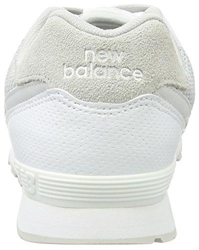 Baskets Balance White Grey Gris Mixte bébé 574 New qR1Aa