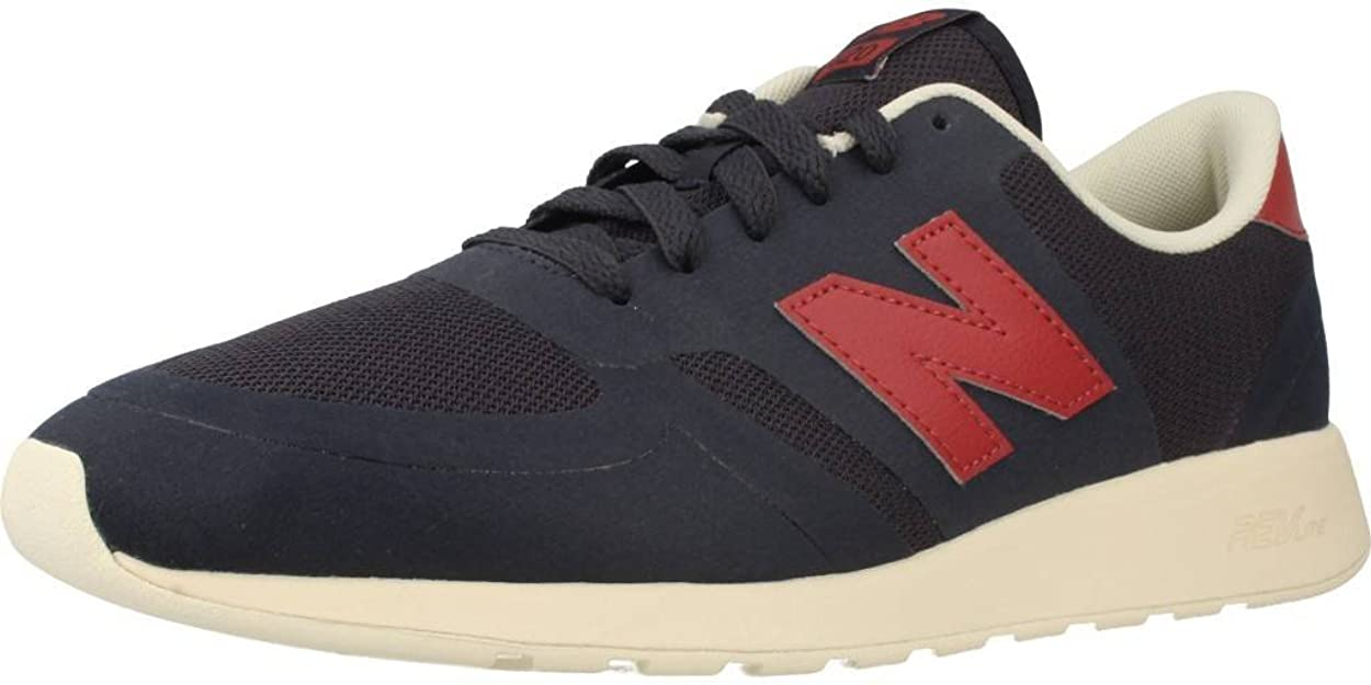 New Balance 420 Re-Engineered Hombre Zapatillas Azul