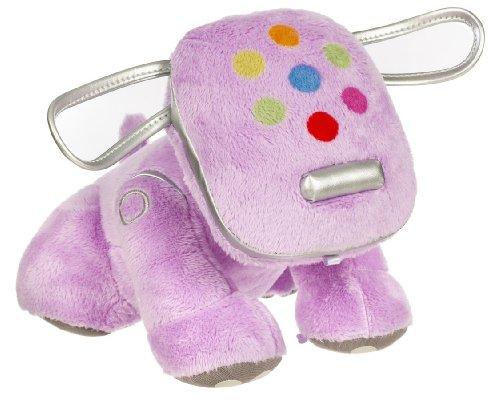 I Dog Mini Plush Speaker Purple
