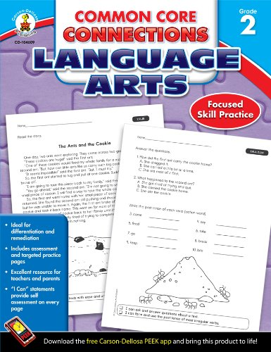 Common Core Connections Language Arts, Grade 2 ()
