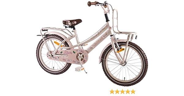 18 Pulgadas Volare Liberty Urban Cruiser Bicicleta de niño rosa ...