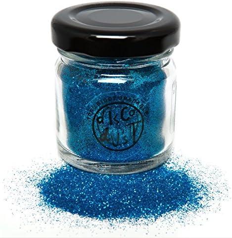 Disco Dust London - Purpurina biodegradable (21 g), color azul ...