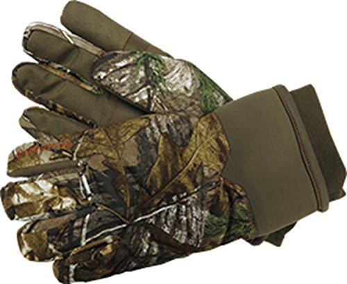 Gore Tex Thinsulate Gloves (Manzella Productions Gore Tex Woodsman Glove Realtree Xtra (Large))