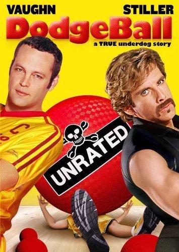 Underdog Poster - Dodgeball: A True Underdog Story POSTER Movie (27 x 40 Inches - 69cm x 102cm) (2004) (Style B)