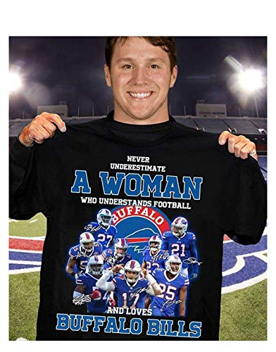 ladies bills jersey