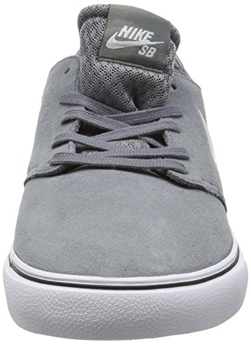 Zoom 010 Men Nike SB Cool Oneshot Shoe White Skate Grey A5xvT
