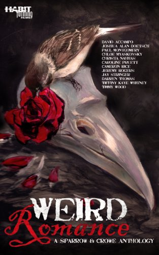 book cover of Weird Romance