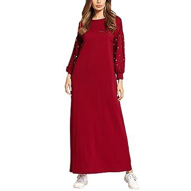 Zhhlinyuan Türkisch Abaya Islamische Kleidung Afrikanisch Kaftan ...