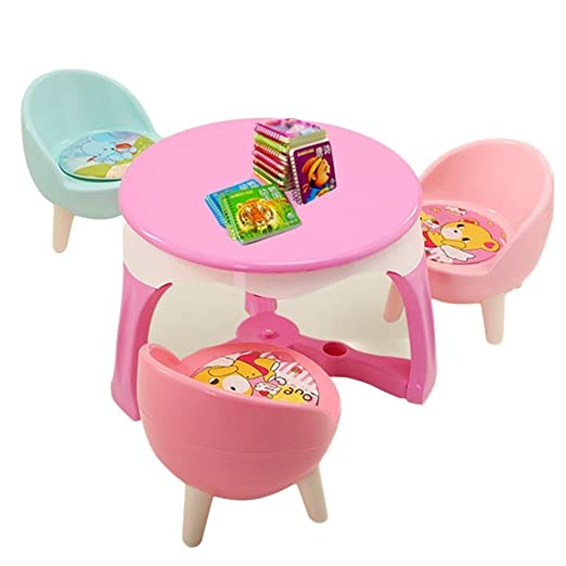 Mr.T Heces niño mesas sillas for niños Mesa for Niños 1-5 años ...