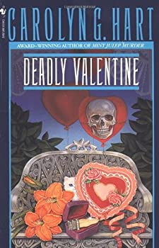 Deadly Valentine (Death on Demand Mystery, Book 6) 0385265182 Book Cover